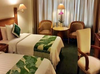 Hotel Sahid Jaya Lippo Cikarang - Deluxe Room Only Regular Plan
