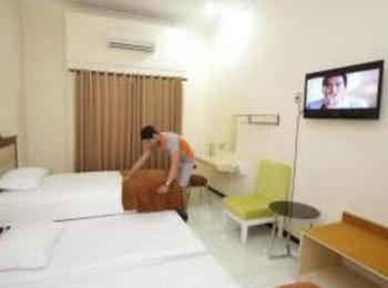Pondok Cabin Yogyakarta - Family Cabin Private Bathroom Regular Plan