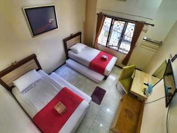 The Cabin Hotel Sutomo Yogyakarta - Family Private Bathroom Room Only Regular Plan