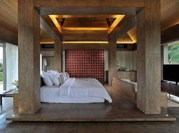 Djoglo Luxury Bungalow Malang - Garden View - Hanya Kamar Regular Plan