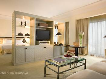 Bumi Surabaya City Resort Surabaya - Classic Club Room #WIDIH
