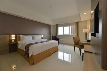 Swiss-Belinn Cibitung - Deluxe King Regular Plan