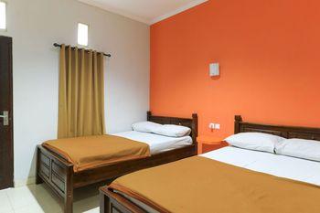 Hotel Warta Putra Bali - Standard Twin Regular Plan