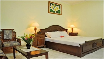 Puri Dewa Bharata Hotel Jimbaran Bali - Deluxe Room Only Save More!