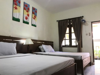 Puri Dewa Bharata Hotel Jimbaran Bali - Standard Room Room Only  Save More!