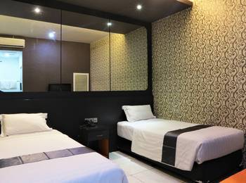 Hotel Candi Medan - Superior Twin Room Only Minimum Stay 2 Nights Deal!