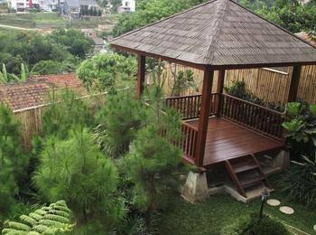 Villa Dago Ethnic Syariah Bandung - 3 Bedroom Regular Plan