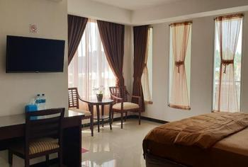 Grand Suryanata Guest House Samarinda - VIP Room Regular Plan