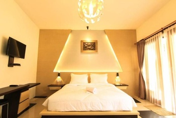 Gecko Eat & Sleep Lombok - Gecko - Superior Double  AC Room 1 Regular Plan