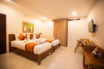 Asri Sari Resort Bali - Staycation at Deluxe Room Pool and Garden Area staycation last minute deals