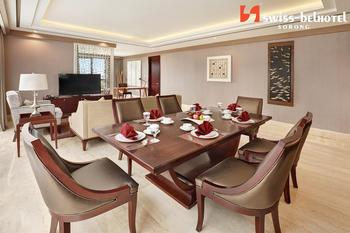 Swiss-Belhotel  Sorong - Presidential Suite Regular Plan