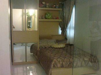 Marzeta Hotel Apartment Bekasi - 2 BedRoom Regular Plan