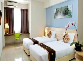 The Salak Hotel Bali - Deluxe Room Only Regular Plan