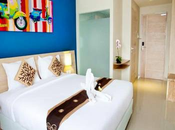 The Salak Hotel Bali - Deluxe Room with Breakfast Regular Plan