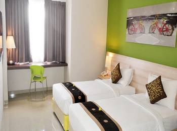 The Salak Hotel Bali - Suite One Bed Room Only Basic deal