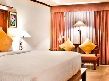 Ramayana Resort and Spa Bali - Deluxe ROOM ONLY Regular Plan