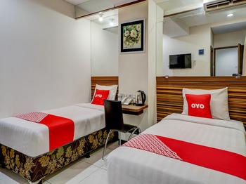 CAPITAL O 3932 Hotel Setrasari Bandung - Standard Twin Room Last Minute Deal