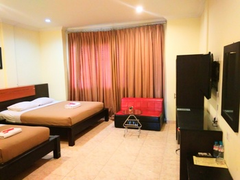 Parma City Hotel Pekanbaru - Executive Room Regular Plan