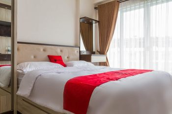 RedDoorz Apartment @ Gateway Pasteur Bandung - RedDoorz Room with Breakfast Regular Plan