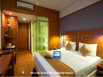 Savoy Homan Bandung - Deluxe Kingbed With Dinner Regular Plan