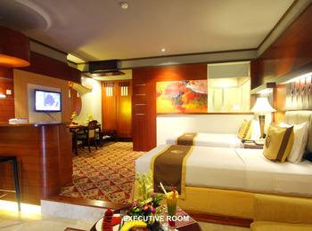 Hotel Savoy Homann Bandung - Executive Room Twin Bed Great Deal