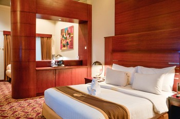 Hotel Savoy Homann Bandung - Executive Double Room Only (Without Breakfast) Minimum Stay 2 Nights