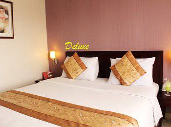 Citra Inn Hotel International & Restaurant Bekasi - Deluxe Double Bed Room Regular Plan