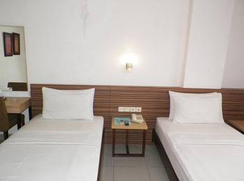 Karmila Hotel Bandung - Standard Twin Bed Regular Plan