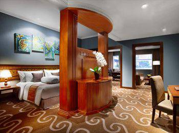 Grand Hotel Preanger Bandung - Naripan Wing 1 Bed Room Last Minute Deal