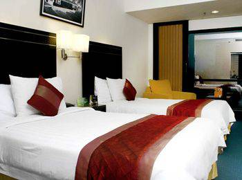 Grand Hotel Preanger Bandung - Deluxe Twin Room Only SAFECATION