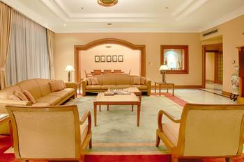 Prama Grand Preanger Bandung - Garuda Suite 2 Bedroom Same Day Flash Deals