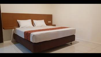 Airlangga Hotel & Restaurant Yogyakarta - Deluxe Room Only Regular Plan