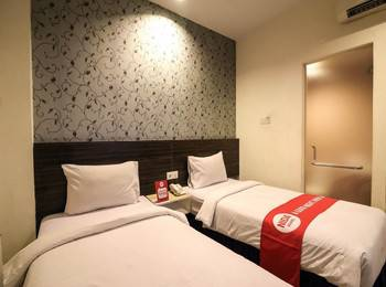 NIDA Rooms Grand Ance Makassar - Double Room Double Occupancy NIDA Fantastic Promo