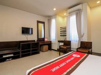 NIDA Rooms Umar Sesapi Denpasar - Double Room Single Occupancy Special Promo