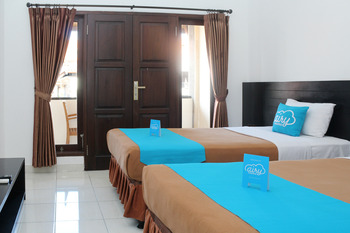 Airy Kuta Bakung Sari Gang Kresek 7 Bali - Standard Twin Room Only Regular Plan