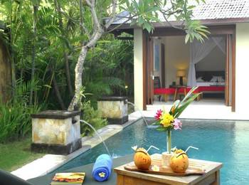 Grand Avenue Bali - One Bedroom Suite Pool Villa Room Only Last Minutes Discount 30%