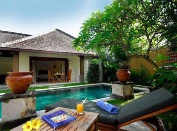 Grand Avenue Bali - 2 Bedroom Pool Villa Room Only 72 Hours Deal