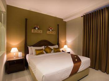 Amalfi Hotel Seminyak - Deluxe Double Room Only Minimum Stay