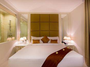 Amalfi Hotel Seminyak - Superior Double Room Only Last Minute
