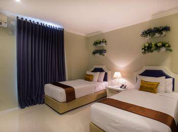 Amalfi Hotel Seminyak - Superior Twin Room with Breakfast Last Minute