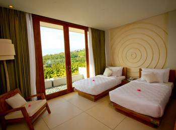 Svarga Resort Lombok - Varda Superior Twin Regular Plan