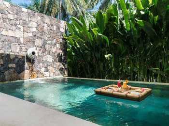 Svarga Resort Lombok - Adna Pool Deluxe Regular Plan