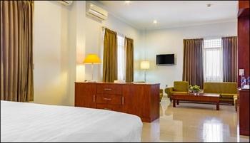 Kailani Inn Medan Medan - Suite Room Regular Plan