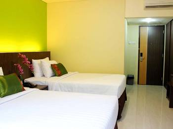 Bali De Anyer Hotel Carita - Standard Room (Garden View) Regular Plan