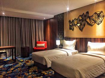 Grand Soll Marina Hotel Tangerang - Deluxe Twin Breakfast Last Minute Deal