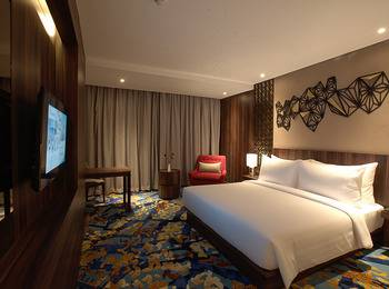 Grand Soll Marina Hotel Tangerang - Deluxe Double Room Only Regular Plan