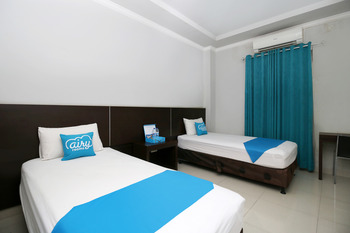 Airy Eco Syariah Rappocini Mapala Raya A2 6 Makassar Makassar - Superior Twin Room Only Regular Plan