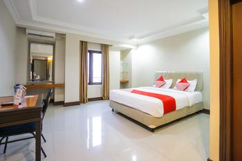 OYO 1062 Virginia Residence Manado - Suite Double Regular Plan
