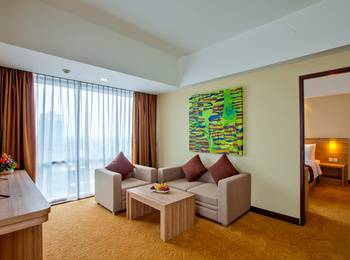 Hotel Horison Ultima Bekasi - Executive Suite Room With Breakfast Regular Plan