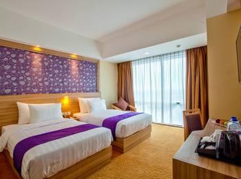 Horison Ultima Bekasi Bekasi - Deluxe Twin Room Only Regular Plan